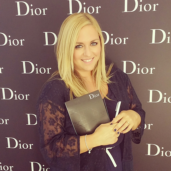 Giurata per Dior con Glamour.it alla finale italiana del contest per make-up artist