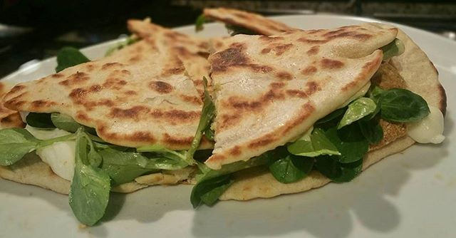 ||Cucina|| Piadina Romagnola: la mia ricetta!